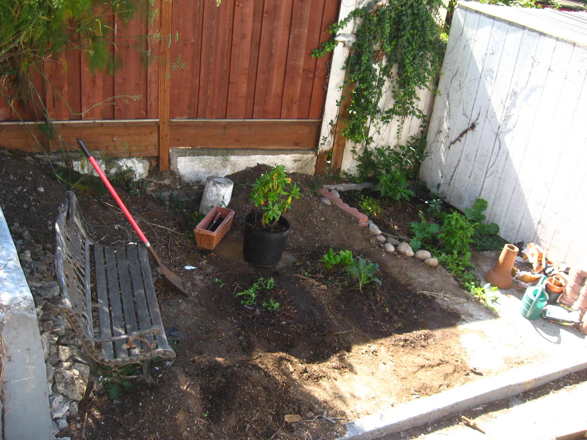 Primo Garden Area started