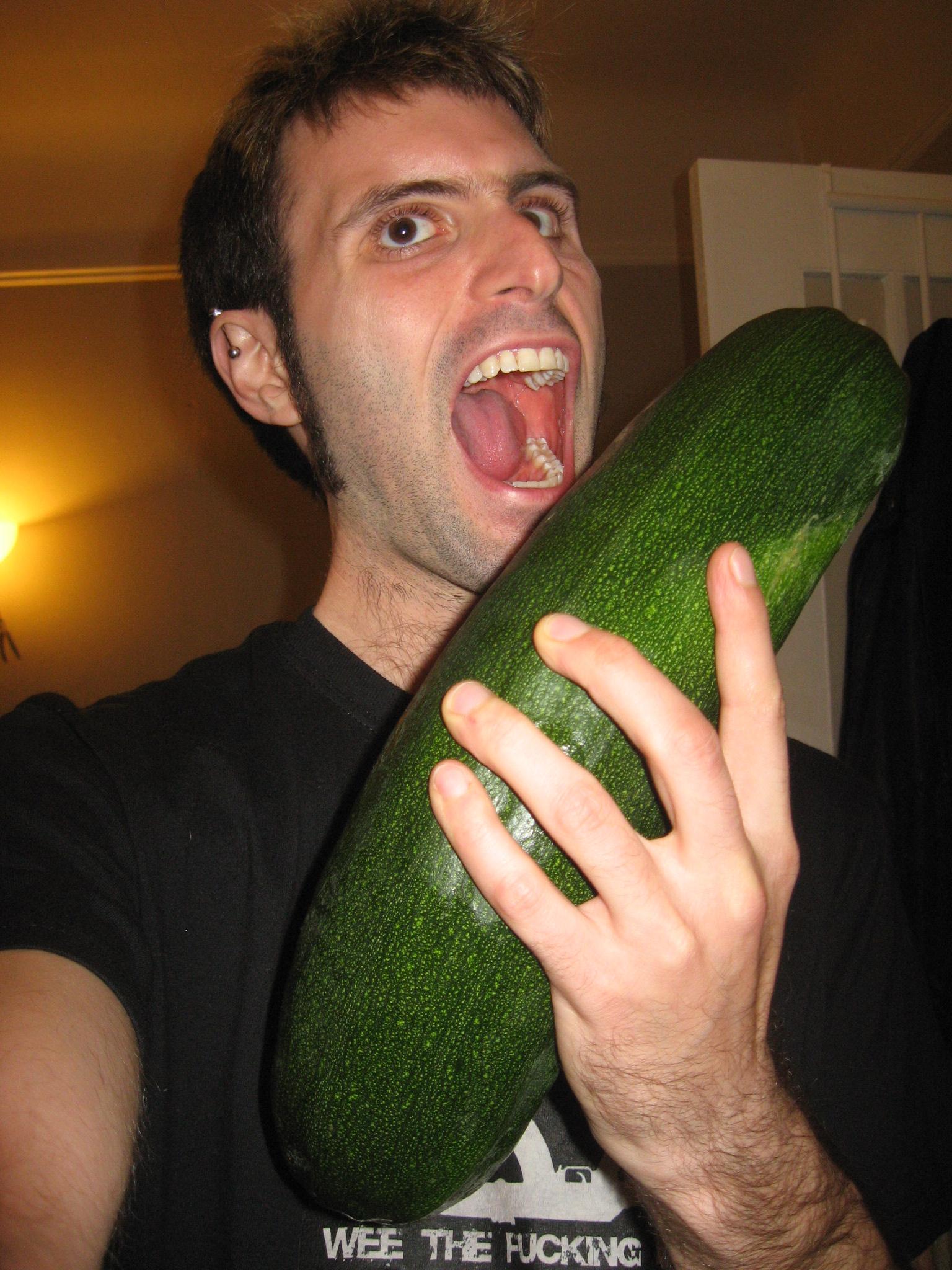 Zucchini Big!